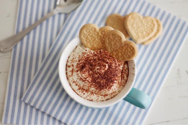 Crema al cappuccino