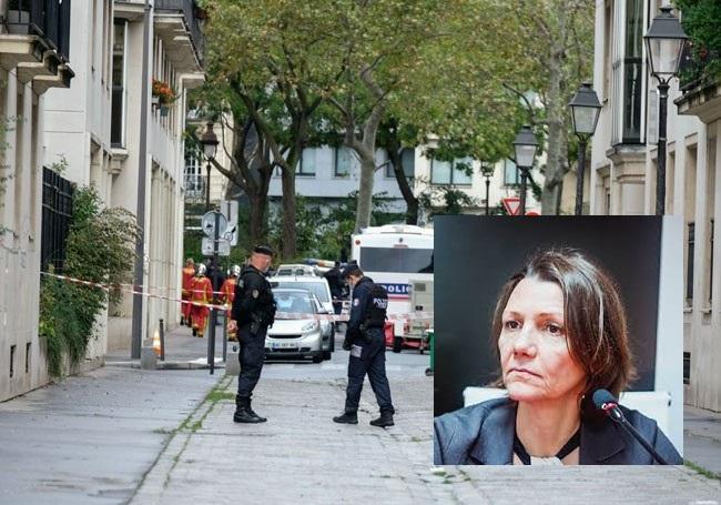 """VIDÉO : Attaque à Paris : """"On aurait pu l'éviter en ne republiant pas les caricatures...!"""", estime Anne Giudicelli, une """"experte"""""""