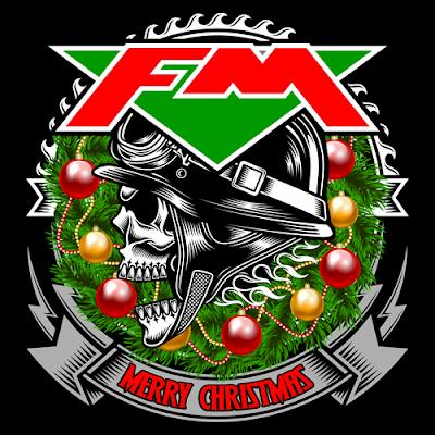 FM Christmas logo
