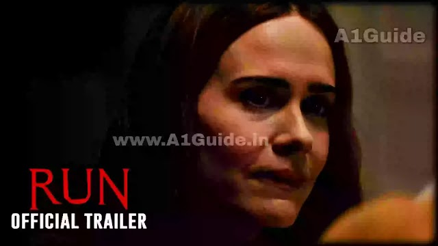 Run (2020) Star Cast & Crews | Run English Full Movie