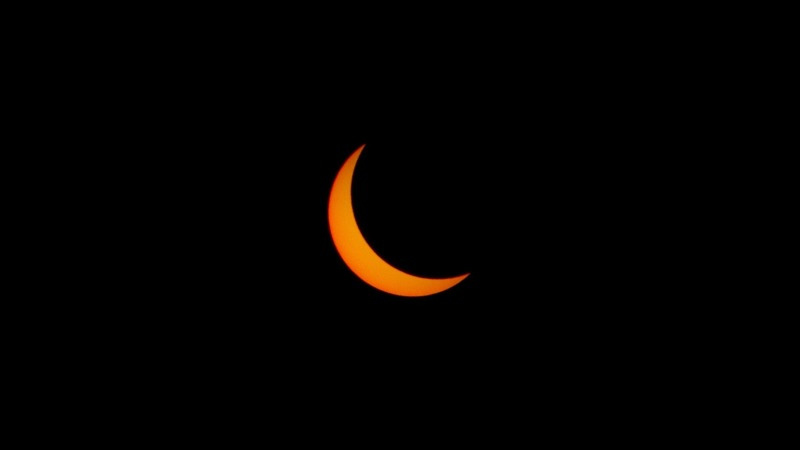 Partial Solar Eclipse 2017