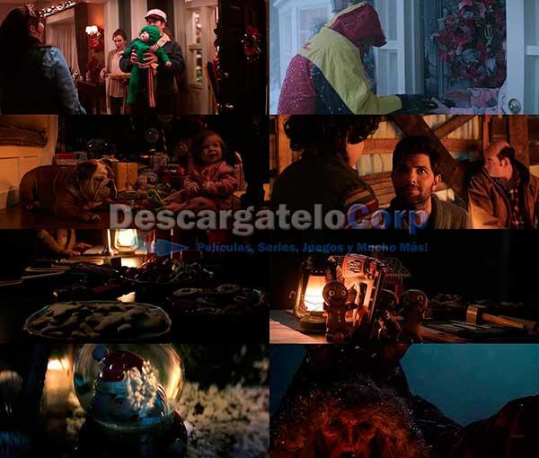 Krampus El Terror de la Navidad DVDRip Latino