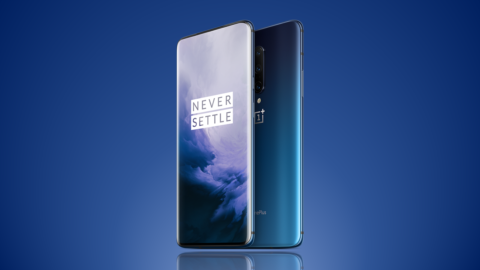 OnePlus 7 Pro with QHD+ AMOLED display at 90 Hz refresh rate
