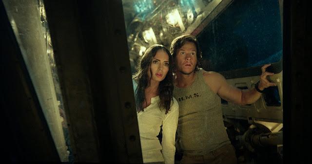 Transformers el último caballero Wahlberg y Haddock