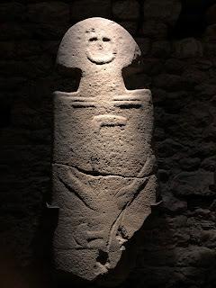 Museum of the Stele (Pontremoli) - Minucciano III - Type B, maschile