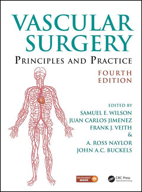 Phẫu thuật Mạch máu, Nguyên lý và Thực hành 4e