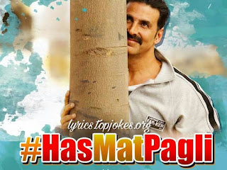 HAS MAT PAGLI SONG FROM TOILET - EK PREM KATHA: Akshay Kumar and Bhumi Bedneker bringing latest song from the film Toilet - Ek Prem Katha.