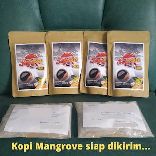kopi mangrove segara