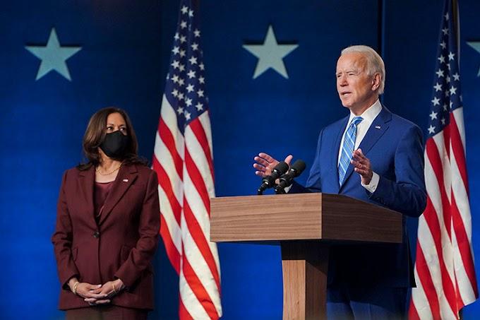 Joe Biden agradece a Cuba, China y Venezuela, por el apoyo brindado en la carrera hacia la Casa Blanca