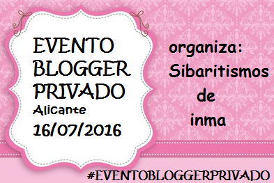 NOTICIA EVENTO BLOGGER PRIVADO ALICANTE