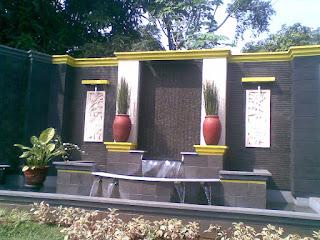 tukang taman surabaya-taman rumah feng shui
