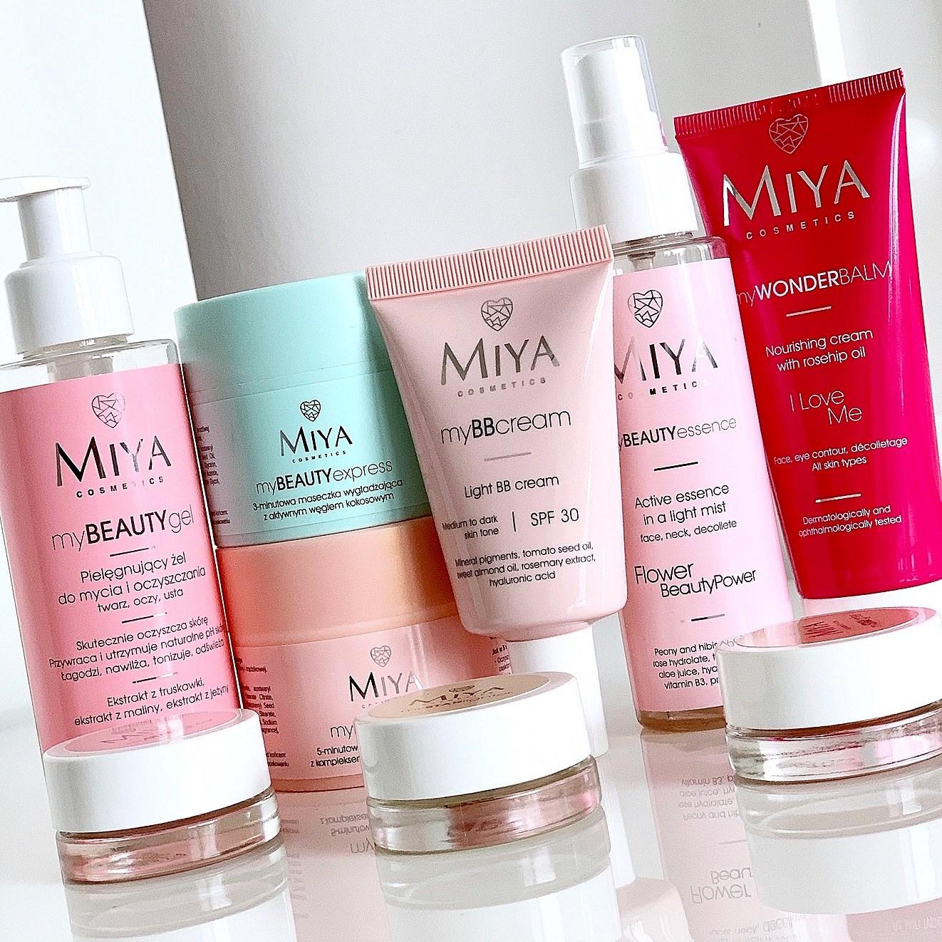 Kosmetyki Miya blog, opinie