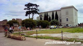 antiquario palatino guia roma portugues - Museu do Palatino de Roma