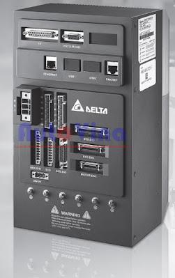 Bộ điều khiển Delta Multi-servo Drive Integrated Robot Controller ASDA-MS Series