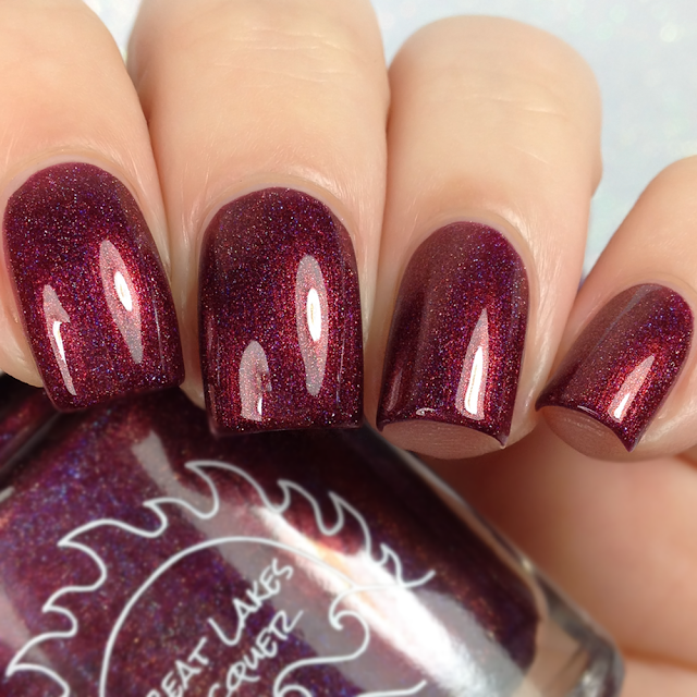 Great Lakes Lacquer-Like This Red