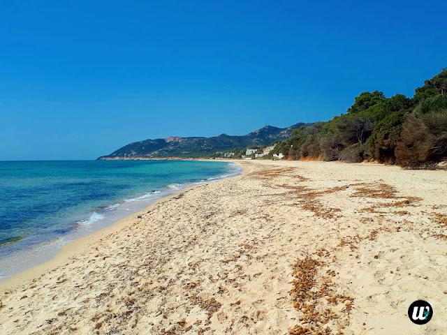 Santa Margherita di Pula beach | Sardinia, Italy | wayamaya