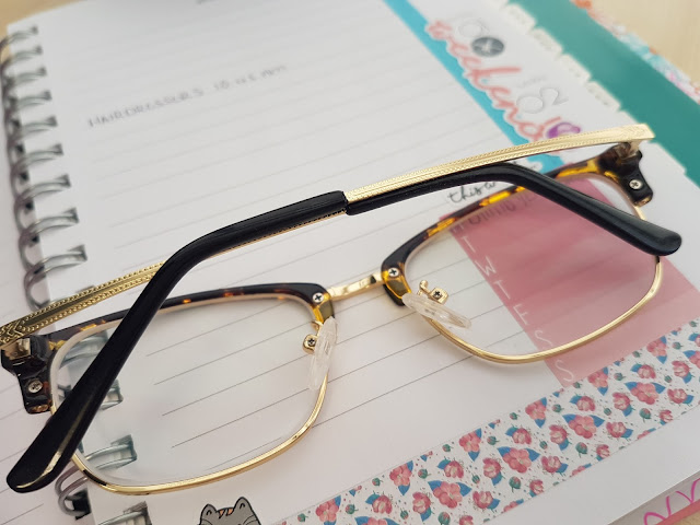Review | Glasses Shop New Tortoiseshell frames