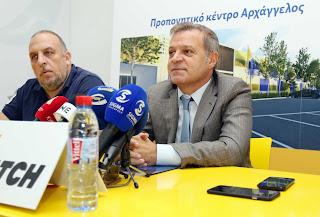 Η διάσκεψη του Προέδρου Πετρίδη - Περιήγηση στις νέες εγκαταστάσεις (βίντεο)