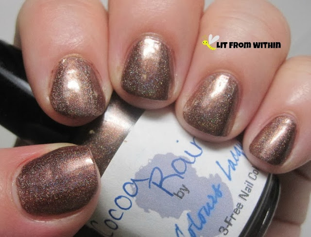 Cameo Colors Lacquer Cocoa Rainbow