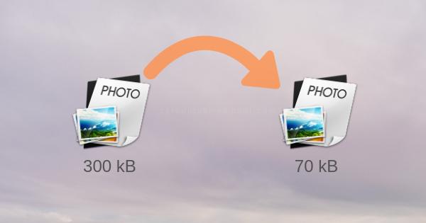 Cara Kompres Gambar Offline Tanpa Merubah Resolusi