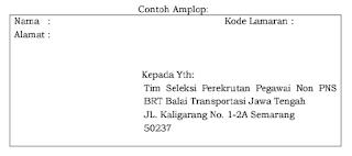 Lowongan Kerja Non PNS Dinas Perhubungan Besar Besaran Wilayah Semarang