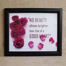 Beauty Quote, Valentine's Day Gifts in Port Harcourt, Nigeria