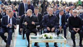 Μπορεί να εμπιστευτεί ο πλανήτης βόμβα υδρογόνου στα χέρια του προέδρου της Τουρκίας;