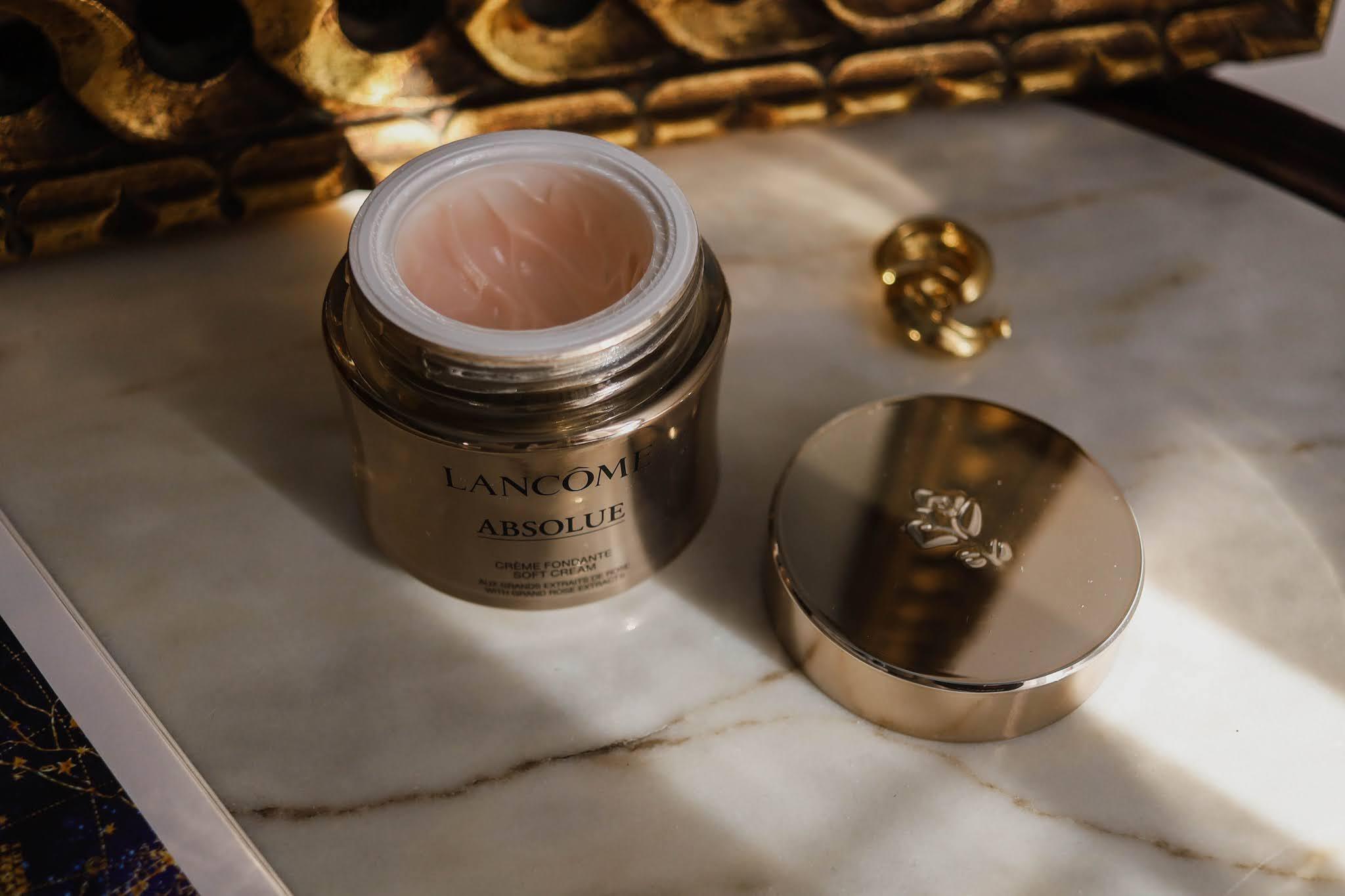 Lancôme Absolue Soft Cream