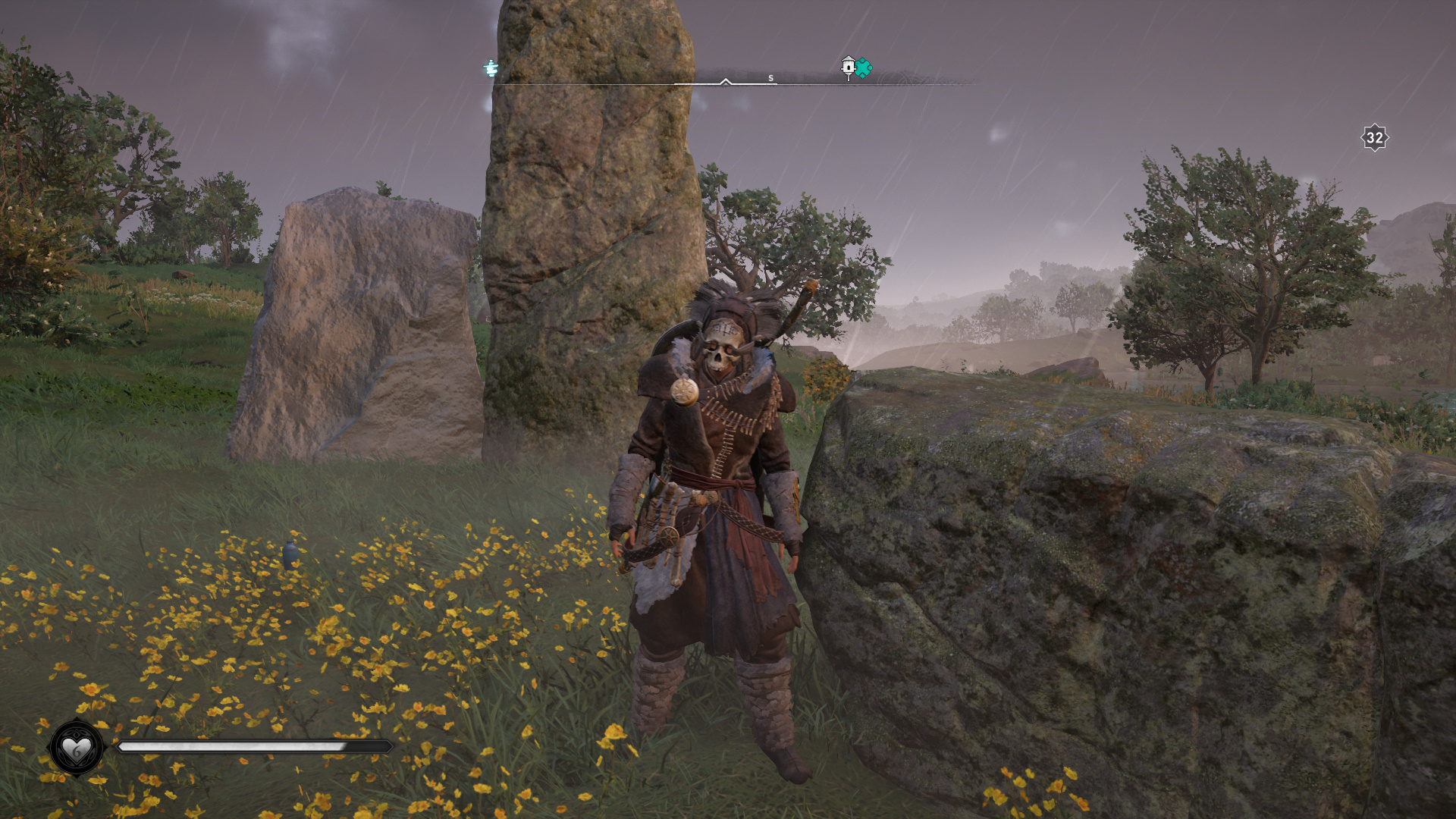 Druid (Raven) Armor Set