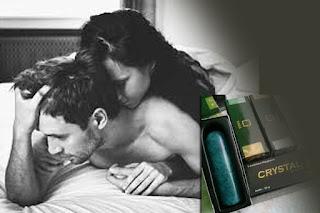 Manfaat Crystal X untuk Suami (Khusus Pria / Laki-Laki)