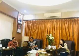 Sejumlah Investor Jepang Jajaki Kerjasama dengan Pemkot Makassar