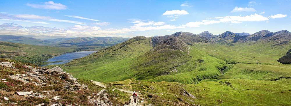 Irlande paysage à voir