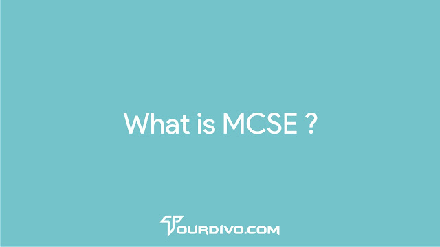 what is mcse