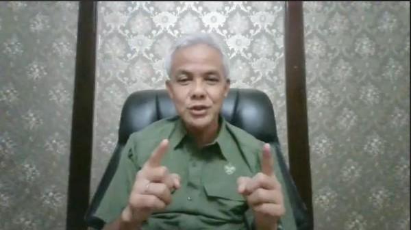 Pesan Ganjar ke Bupati Banjarnegara yang Sebut Luhut 'Menteri Penjahit'