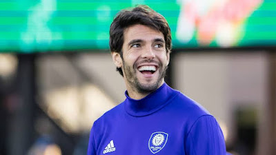 Brazilian Legend, Kaka Names Two Best Strikers In The World