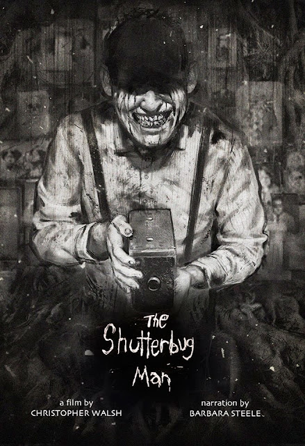 the Shutterbug Man poster