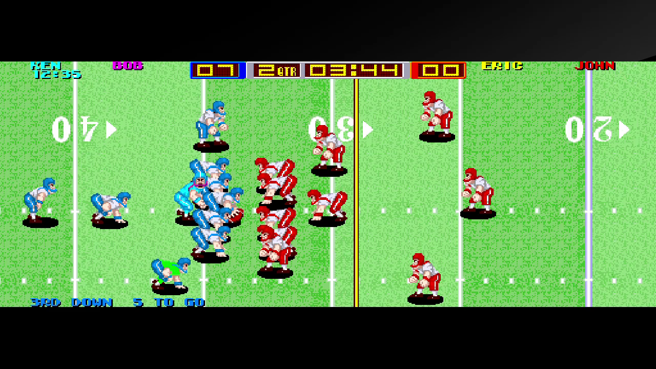 Arcade Archives Tecmo Bowl Review Switch Thefamicast Com Japan Based Nintendo Podcasts Videos Reviews