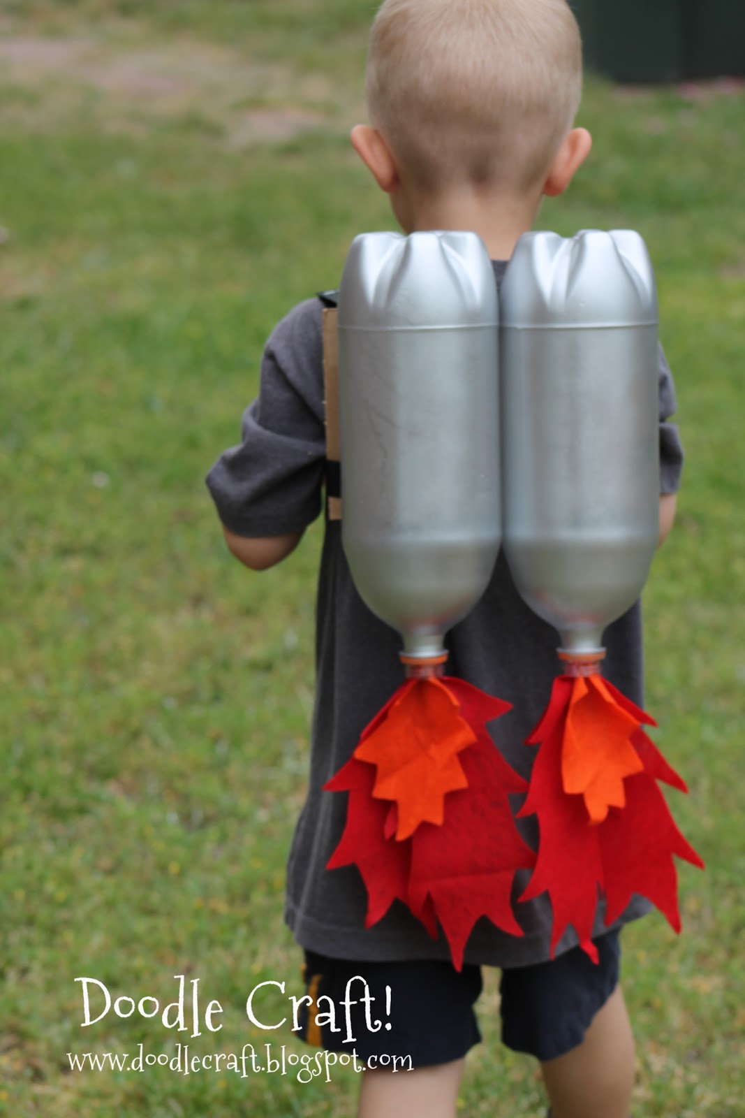Rocket Fueled Jet Pack