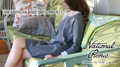 National Picnic Kickstarter: American Made Dress Project
