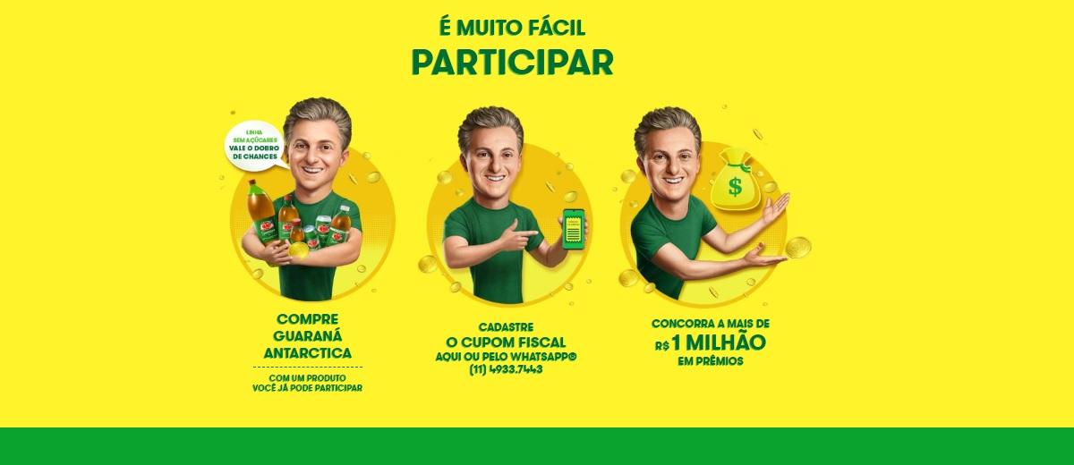 Participar Promoção Ajuda Guaraná