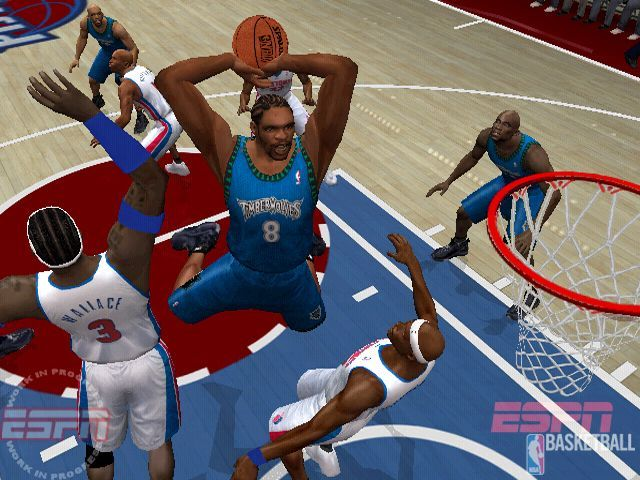 ESPN NBA Basketball PS2 ISO Download