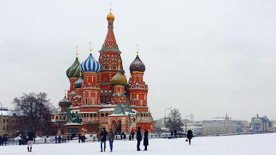 6 libros de literatura de viajes para el Mundial de Rusia