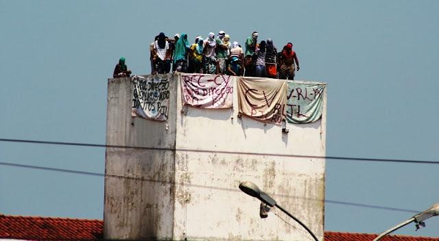 Ceará é o terceiro do Brasil com maior número de bandidos do PCC, diz Ministério Público de São Paulo