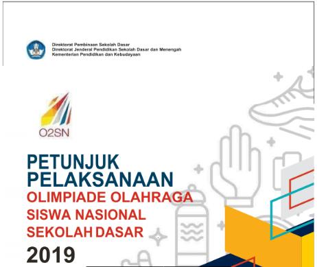 Juklak O2SN SD 2019, Juklak O2SN SD 2019, tomatalikuang.com