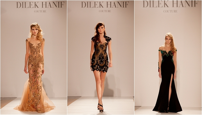 Haute Couture spring 2012 Dilek Hanif collection