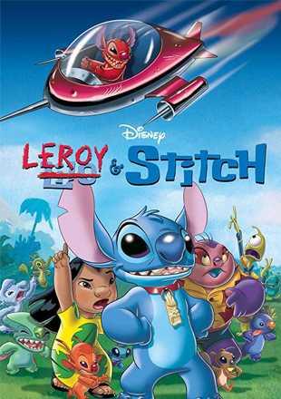 Leroy & Stitch 2006 BRRip 720p Dual Audio In Hindi English