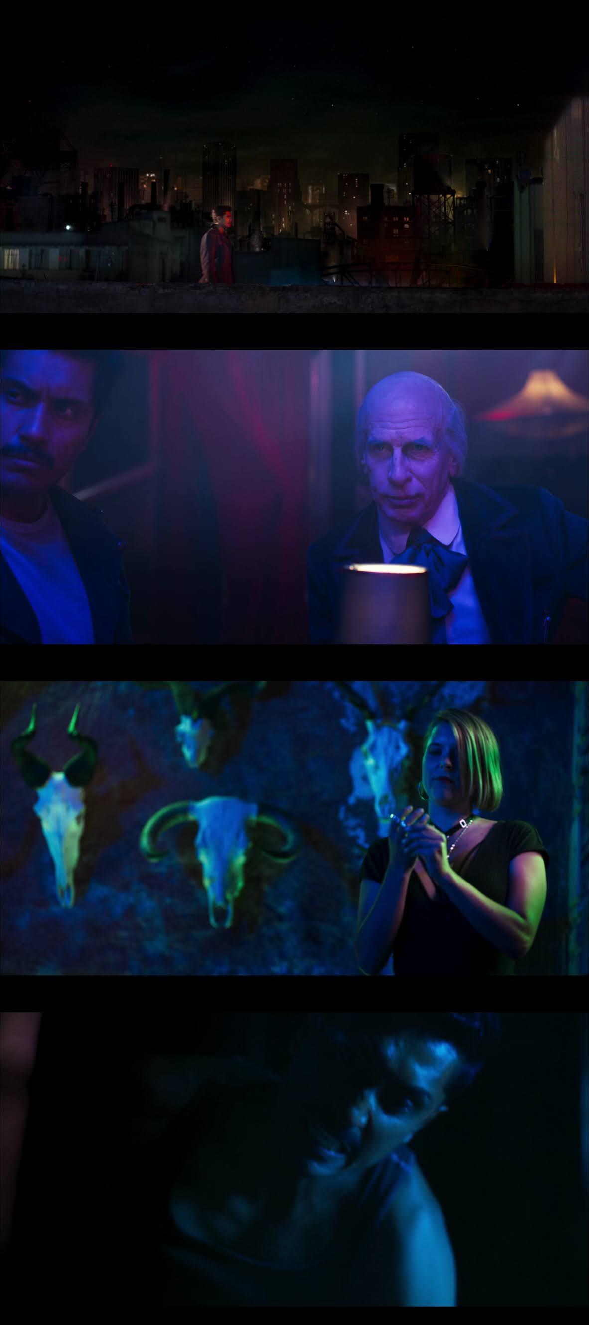 Fuego Negro HD 1080p Latino (2020)