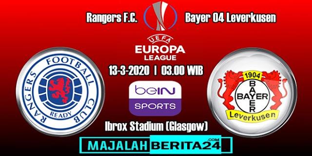Prediksi Rangers FC vs Bayer Leverkusen
