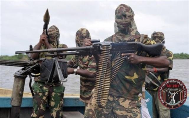 Jonathan using Avengers to destabilise Buhari government — MEND