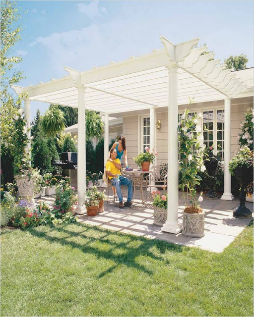 best patio pergola design ideas